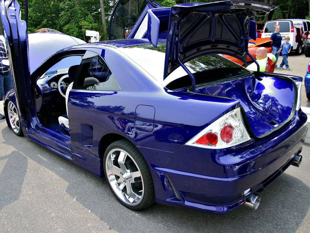Honda civic 2000 tuning